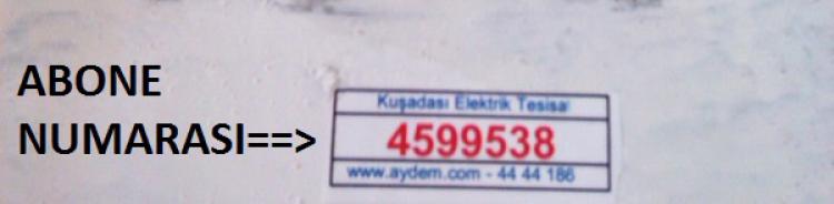 Elektrik Abone Numarası Nedir?